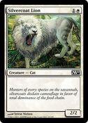 Silvercoat Lion M10