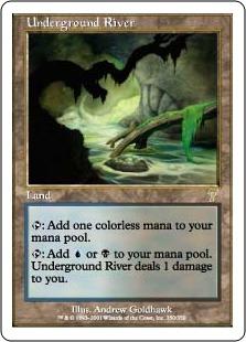 Underground River 7E
