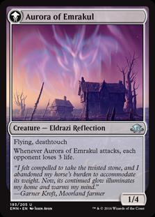Aurora of Emrakul EMN