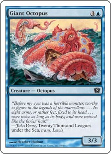Giant Octopus 9ED