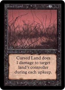 Cursed Land 1E