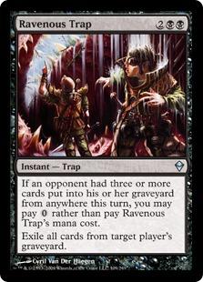 Ravenous Trap ZEN