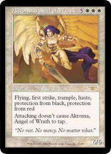 Akroma, Angel of Wrath LGN