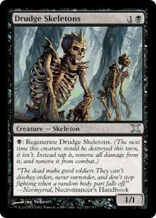 Drudge Skeletons 10E