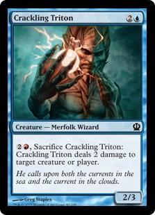 Crackling Triton THS