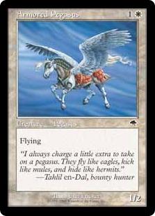 Armored Pegasus BRB