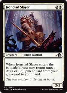 Ironclad Slayer EMN