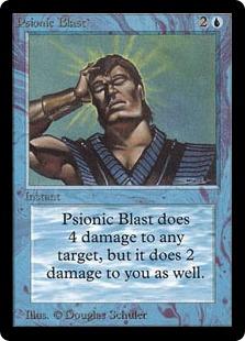 Psionic Blast 2E
