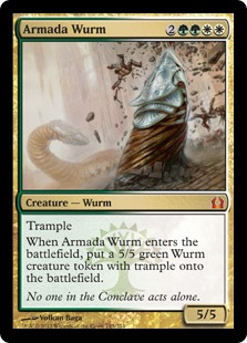 Armada Wurm RTR
