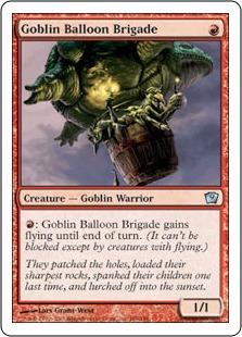 Goblin Balloon Brigade 9ED