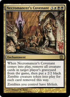 Necromancer's Covenant ARB