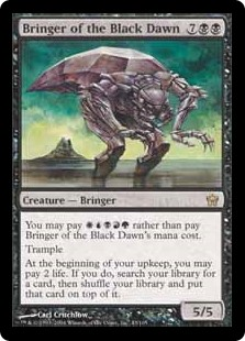 Bringer of the Black Dawn 5DN