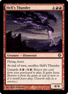 Hell's Thunder ALA
