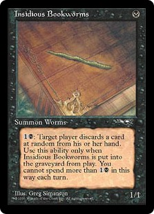 Insidious Bookworms AL
