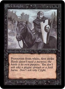 Black Knight 1E