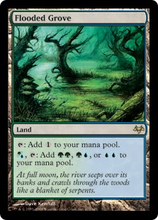 Flooded Grove EVE
