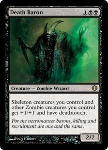 Death Baron ALA