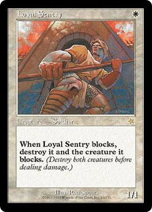 Loyal Sentry P3