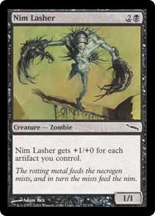 Nim Lasher MRD