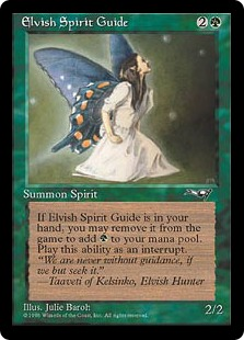 Elvish Spirit Guide ME2