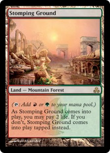 Stomping Ground GPT
