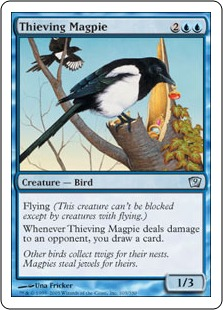 Thieving Magpie 9ED