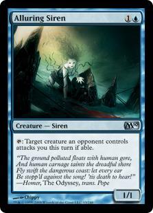 Alluring Siren M10