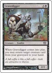 Gravedigger 8ED