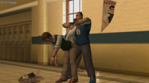 Juri bullying Earnest