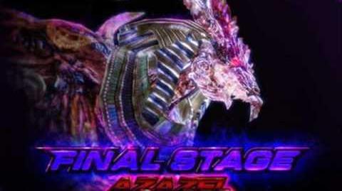 Tekken 6 Soundtrack Azazel's Chamber (Azazel's theme)