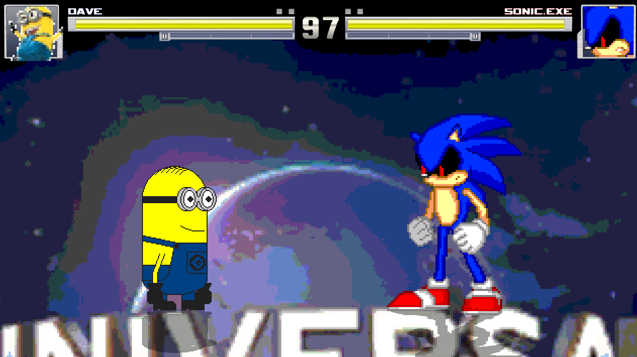 Image - Universal Dave and Sonic exe.png | MUGEN Database | Fandom ...
