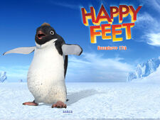 Happy Feet Ramon