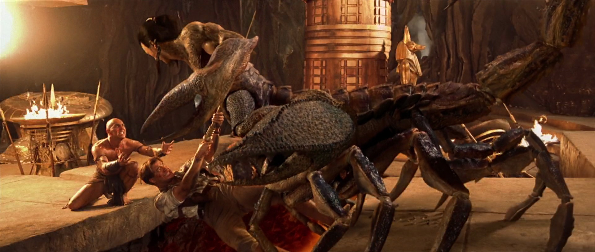 Image result for scorpion king