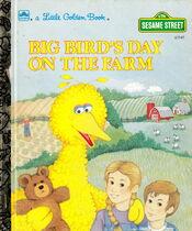 Big Bird's Day on the Farm