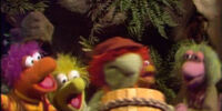 A Fraggle You Can't See