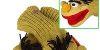 Sesame Street mittens