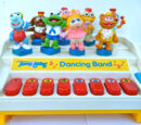 Muppet Babies Dancing Band