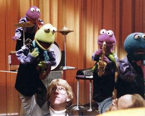 Muppet Insert Band