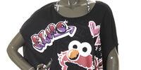 Sesame Street clothes (LaLa PLAN)