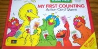 My First Counting Action Card Game