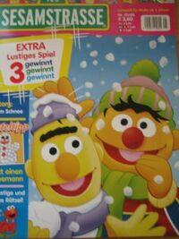 Sesamstrasse magazine 01-2005
