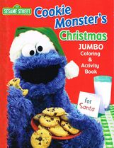 Cookie monster's christmas