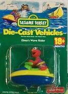 Elmo wave rider
