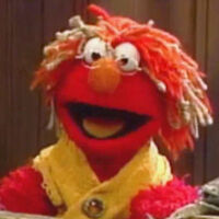 Elmo's Great Grandmother