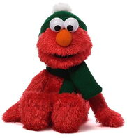 Gund holiday elmo 2014ish