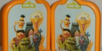 Sesame Street bookends (WPC Inc.)