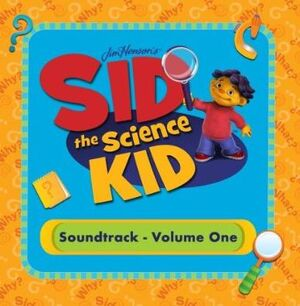 Sid the Science Kid - Soundtrack