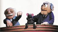 Statler and waldorf full body