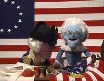 Betsy Ross Muppet Meeting Film