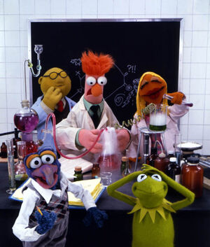 Muppet-science